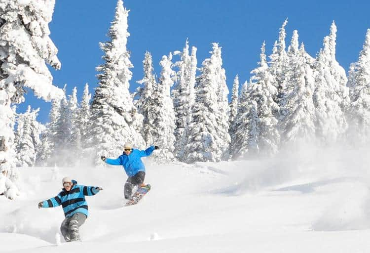 It's officially ski season! Here's everything you need to know know about B.C.'s best resorts