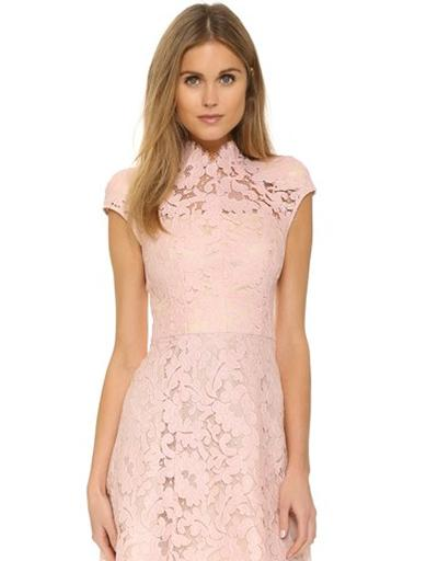 Lover Warrior Lace Mini Dress, $1,347