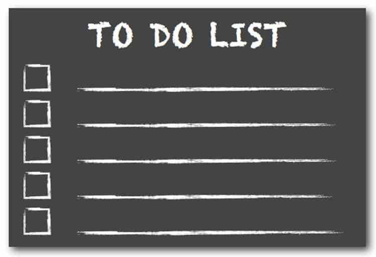 Download your to-do list