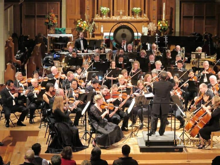 West Coast Symphony Concert – February 12 to 13