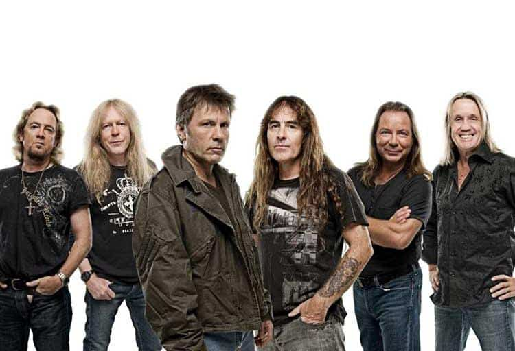 Iron Maiden - Sunday, April 10