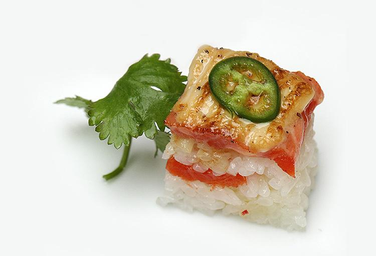 Say it with sushi at Minami