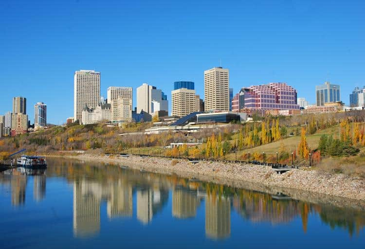 Day 3: 10:00 a.m. - Tracing the Trans Canada Trail, Edmonton
