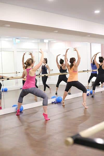 A first-timer's guide to barre workout