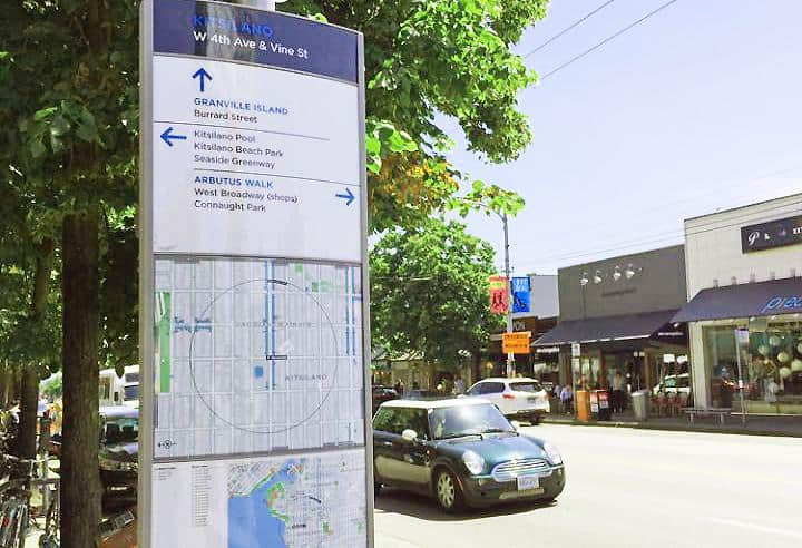 Visit West 4th Avenue in the heart of Kitsilano for eight blocks of shopping heaven