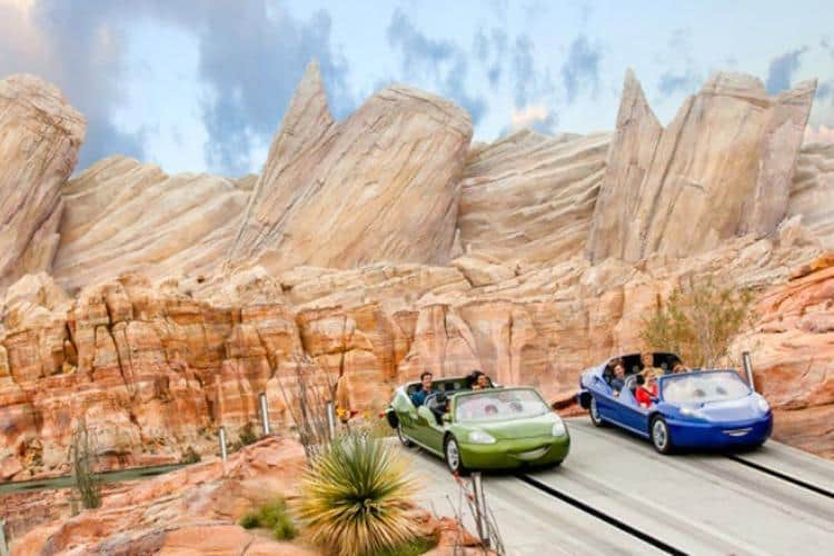 Radiator Springs Racers proves to be a ride worth the wait