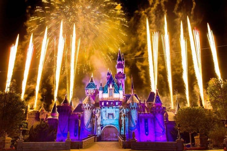Disneyland's nighttime fireworks show steps it up a notch for the 60th anniversary