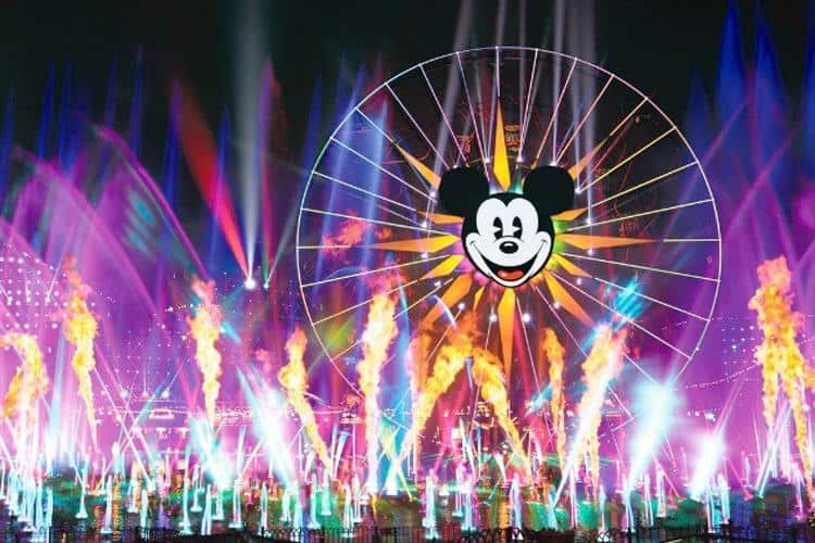 The World of Color — Celebrate! show is a can't-miss celebratory event
