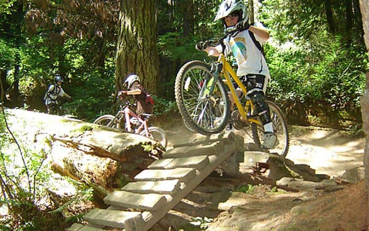 Pedalheads Mountain Biking Camps for Kids