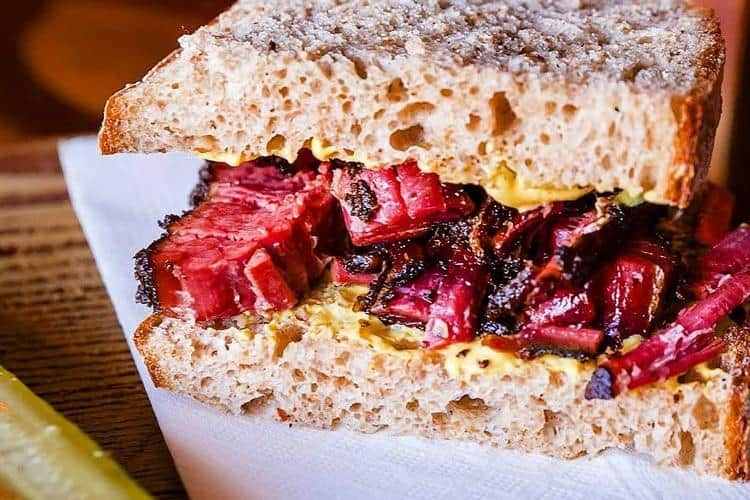 Stuff yourself with pastrami