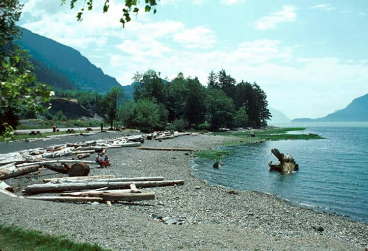 Bc provincial parks with electrical hookups