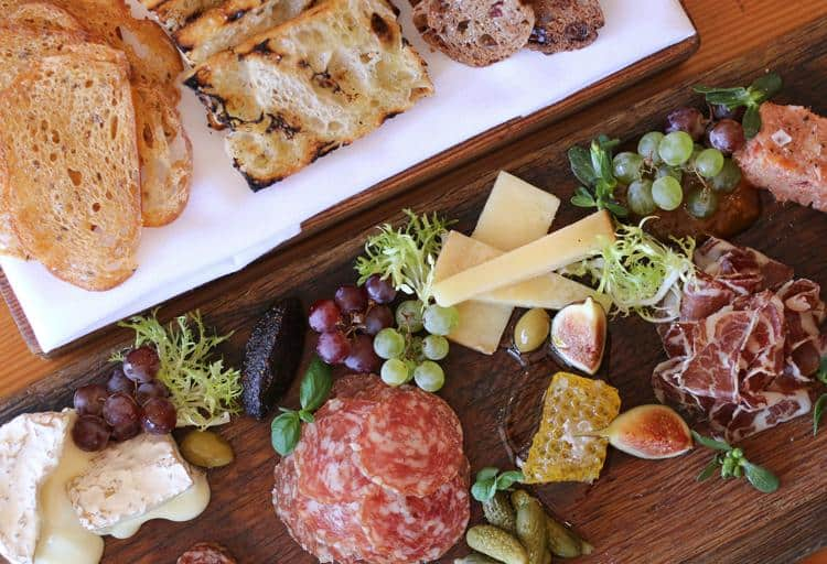 What makes for more satisfying snacking than meat, cheese and bread? Here are seven local charcuterie platters you'll want to order