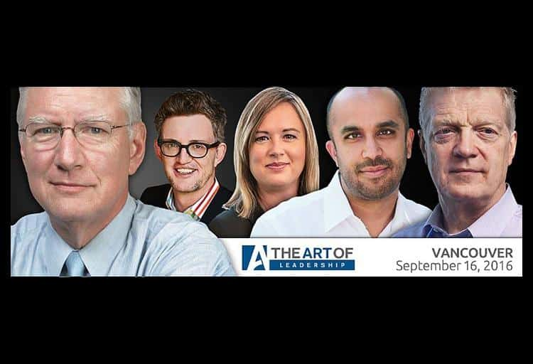 The Art of Leadership Vancouver