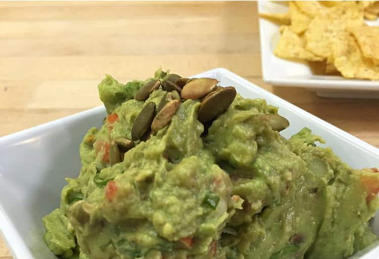No-Fuss, No-Mess Guacamole by Jenny Hui, Executive Chef, The Lazy Gourmet