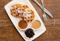 Looking for the best waffles in the city? Here's who's serving up some of our favourite breakfast treats right now...