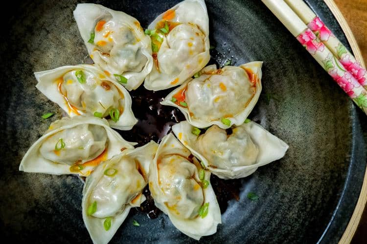 Pan-fried, deep-fried or steamed, dumplings are a perfect treat to share with family and friends