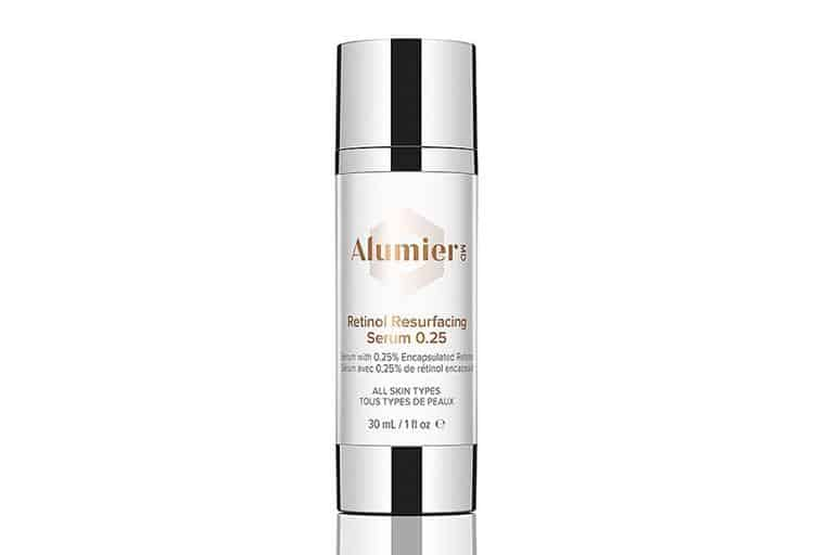 AlumierMD Retinol Resurfacing Serum 0.25, 0.5, 1.0