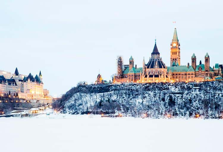 Visit the city of beautiful parks, world-class cuisine, incredible museums and Justin Trudeau