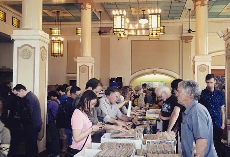 Main Street Vinyl Record Fair - Friday, November 11 and Saturday, November 12
