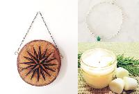From wooden wall hangings to gemstone chokers, local artisans share their nine favourite do-it-yourself holiday gifts