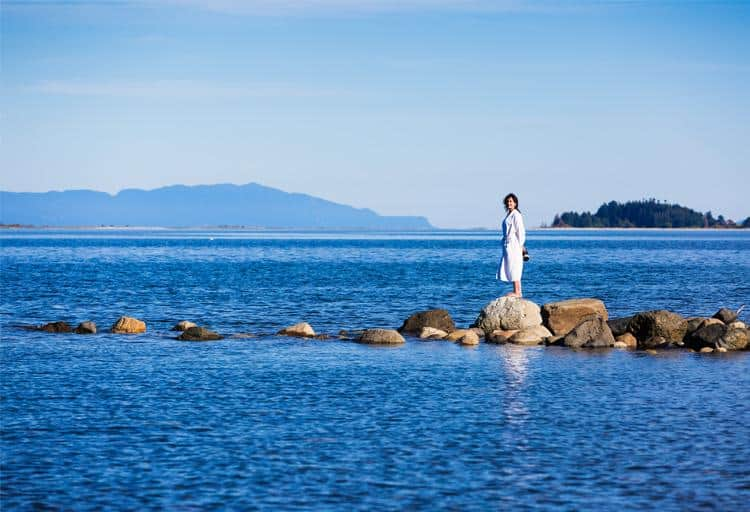 From wild landscapes to tranquil spas and fabulous West Coast cuisine, Vancouver Island's Comox Valley is a great escape from the city