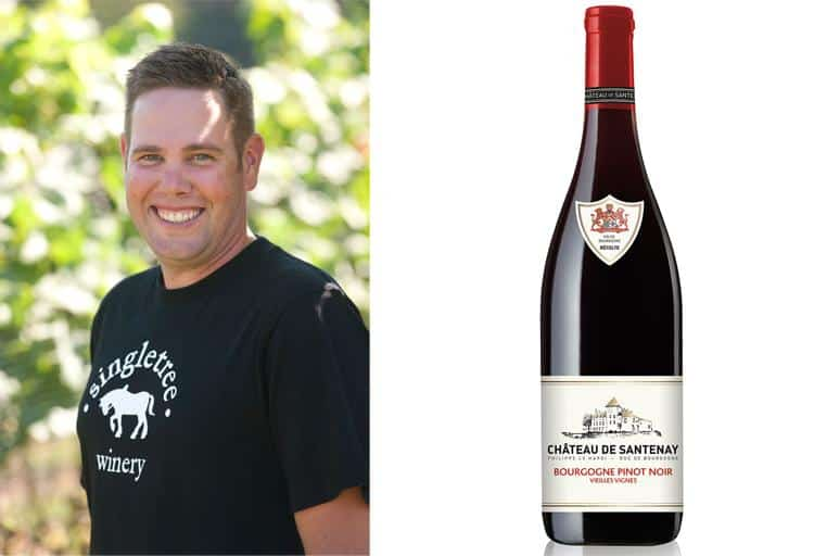 Andrew Etsel, winemaker at Singletree Winery (Abbotsford) recommends...
