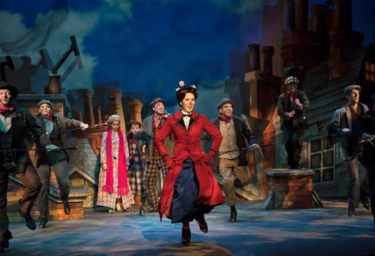 Mary Poppins - Now until January 1