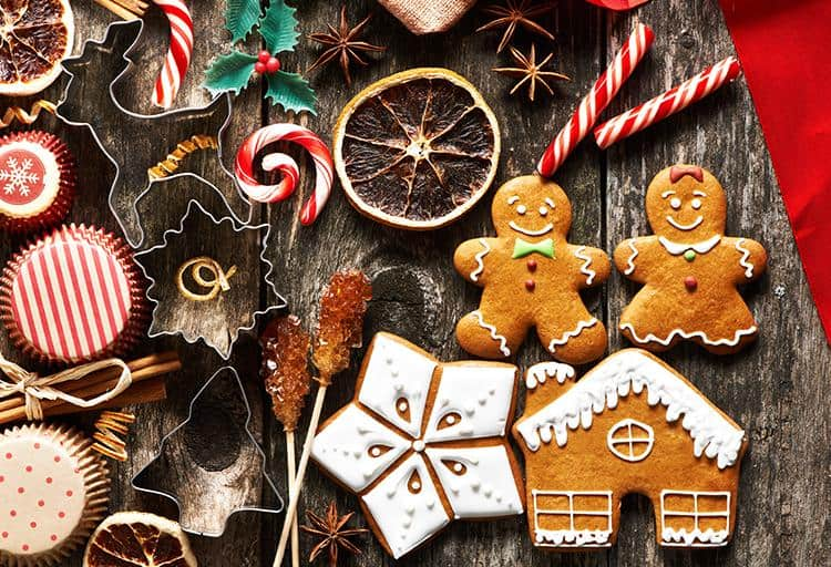 Holiday Cookie Class - Wednesday, December 14