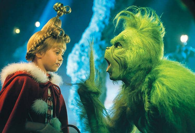How The Grinch Stole Christmas: Friday, December 9