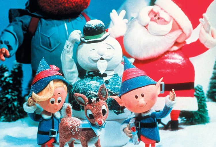Rudolph The Red-Nosed Reindeer: Saturday, December 10