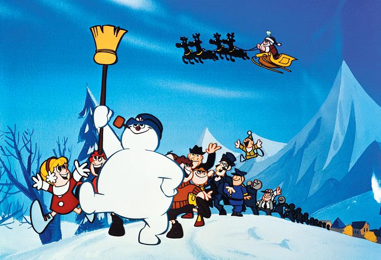 Frosty The Snowman & Frosty Returns: Saturday, December 10