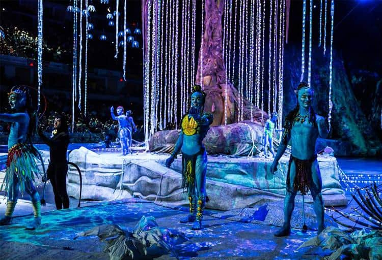 TORUK: Cirque du Soleil - Wednesday, December 14 to Sunday, December 18