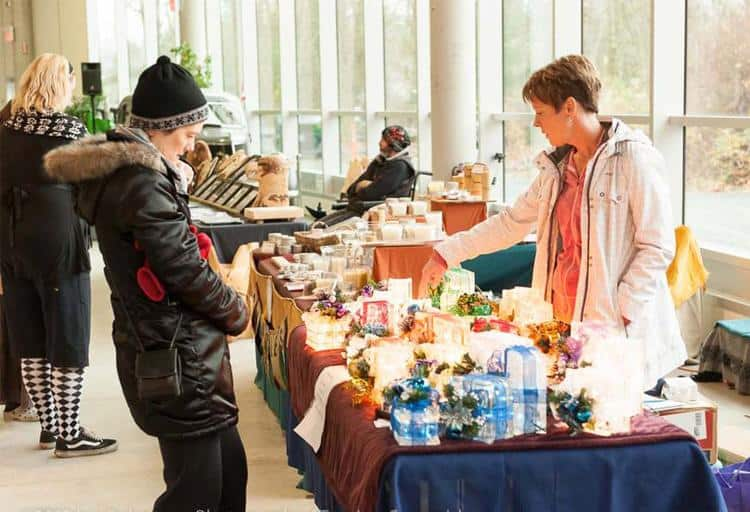 Squamish Holiday Market - Saturday, December 17
