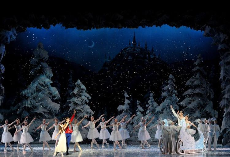 Goh Ballet presents Nutcracker - now until Tuesday, December 20
