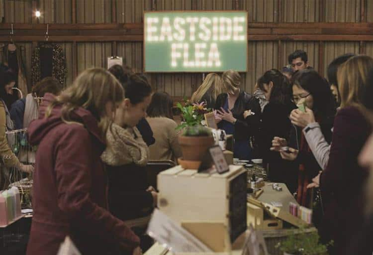 Eastside Flea Holiday Markets - Friday, December 16 to Sunday, December 18