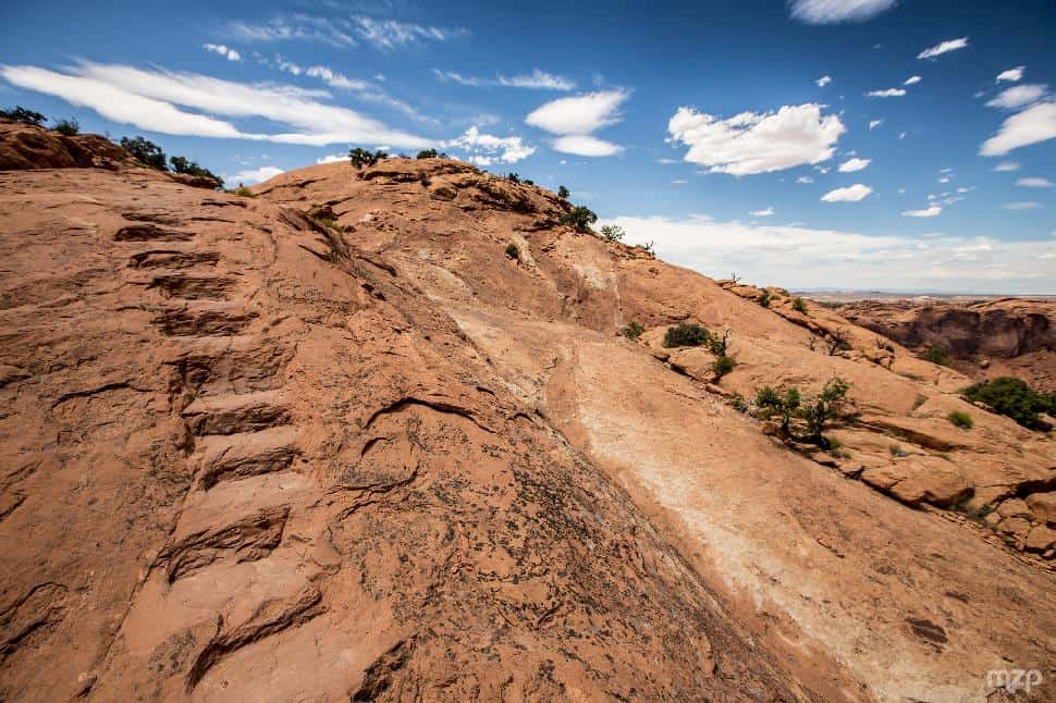 upheaval dome canyonlands national park moab utah