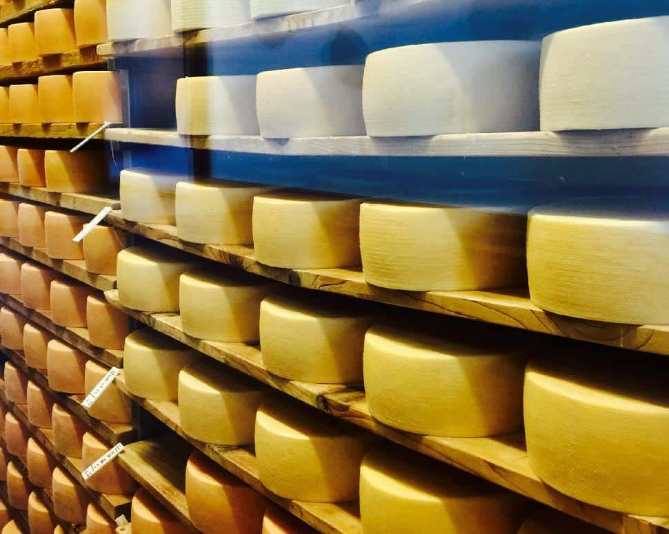 Eastern Townships cheese