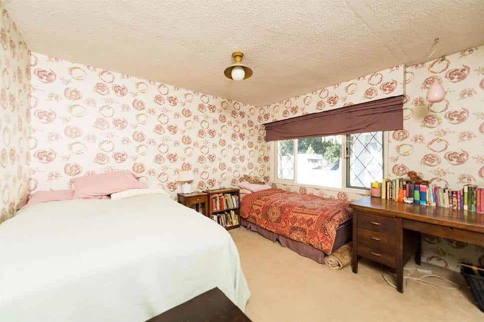 vancouver real estate bedroom