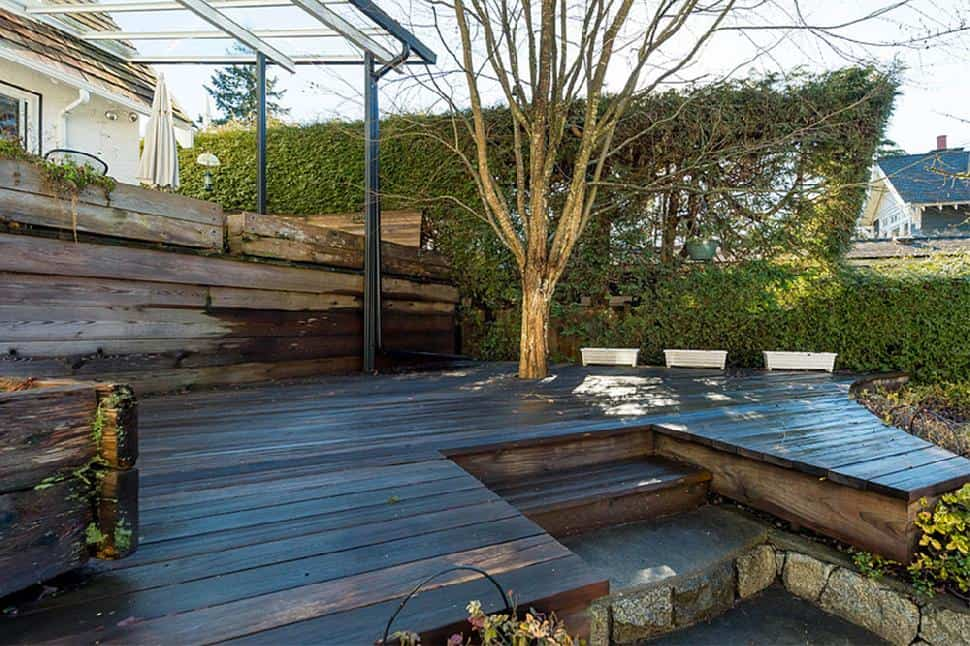 vancouver real estate deck