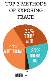 Top 3 Methods of Exposing Fraud