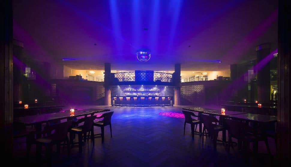Hard Rock Hotel Cancun, Toro Nightclub
