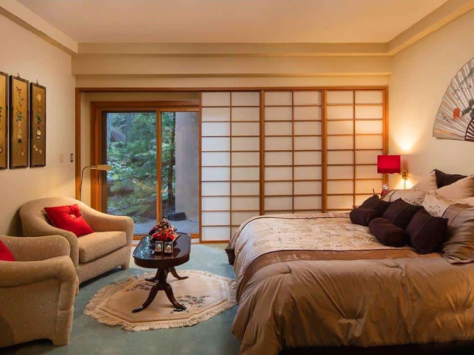 North Vancouver real estate bedroom