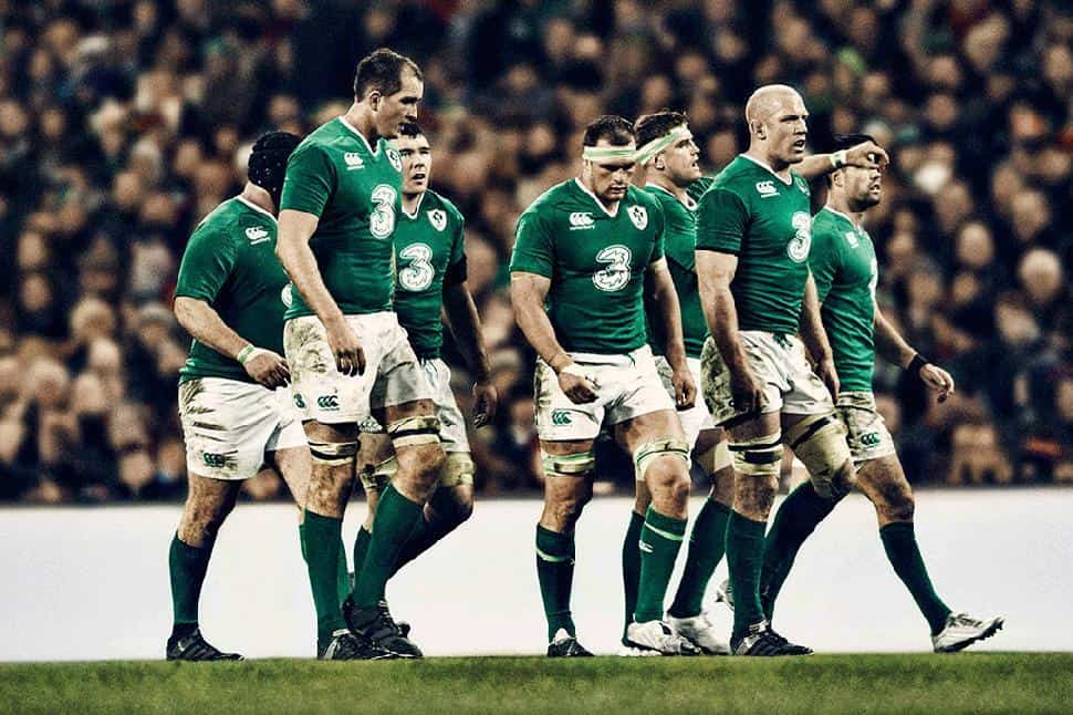Ireland vs England rugby