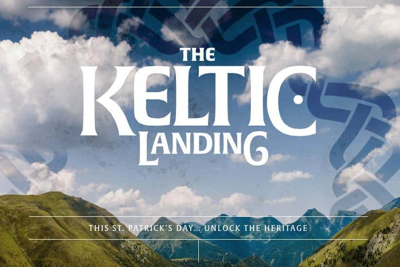 The Keltic Landing
