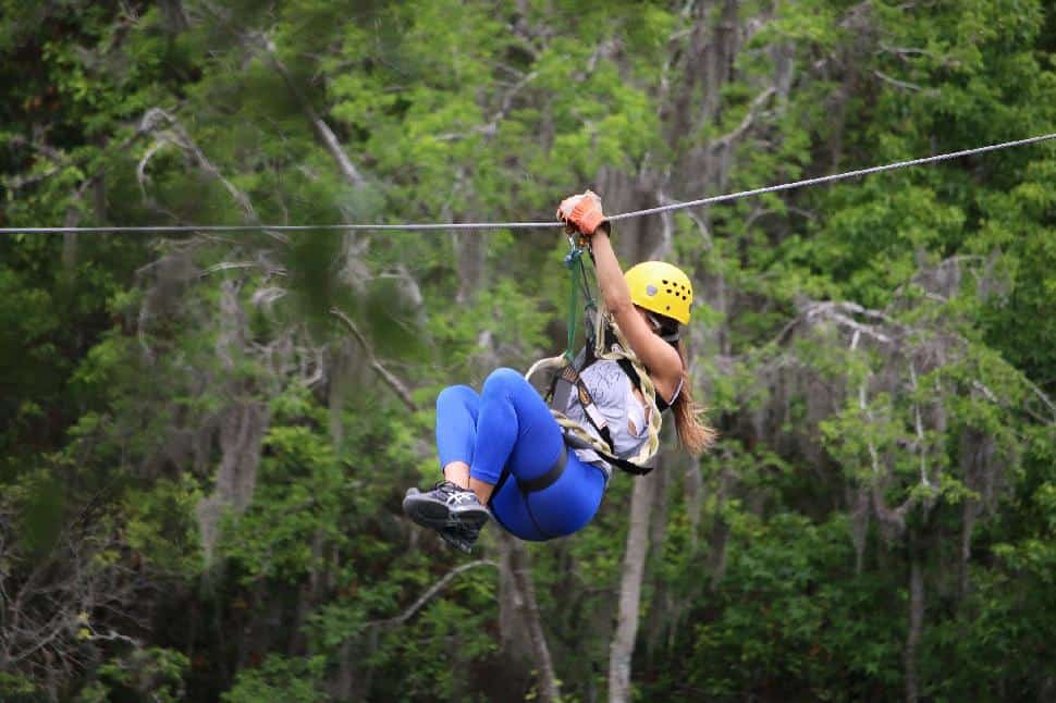 The Canyons Zip Lines & Canopy Tours