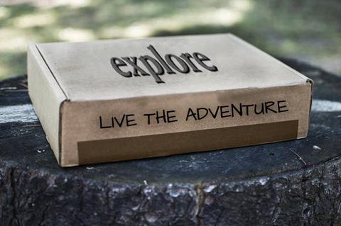 Live the Adventure Gear Box
