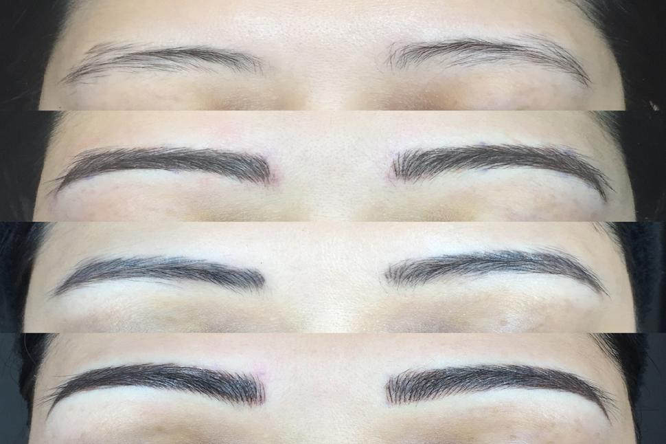 Everything You Ever Wanted To Know About Microblading Bcliving