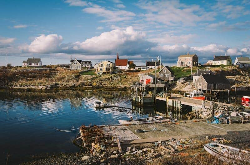 Peggy's Cove, Halifax NS