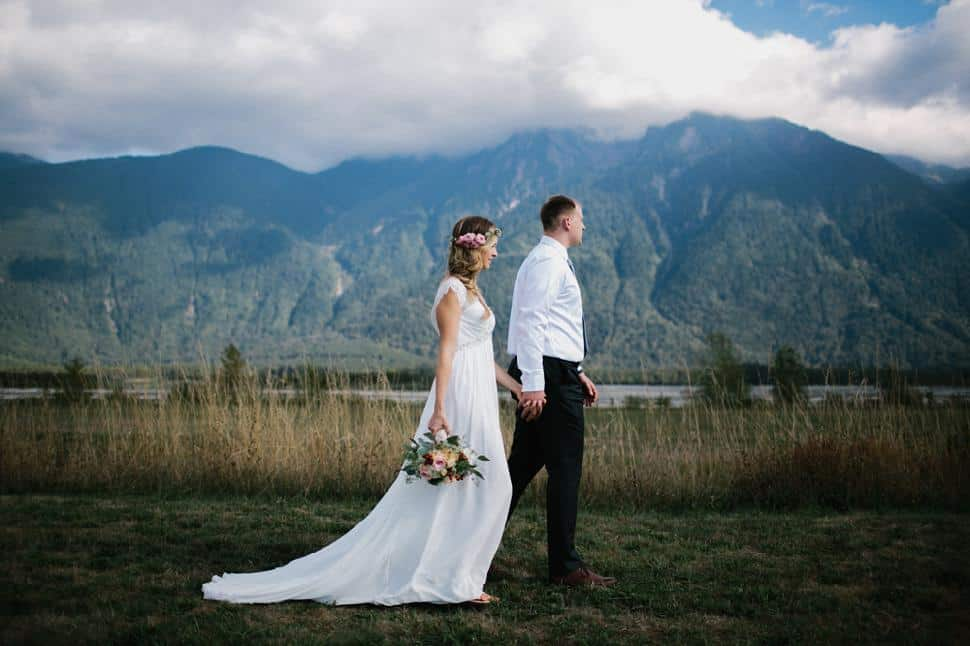 Fraser River Lodge wedding, Andrea Ball Photography