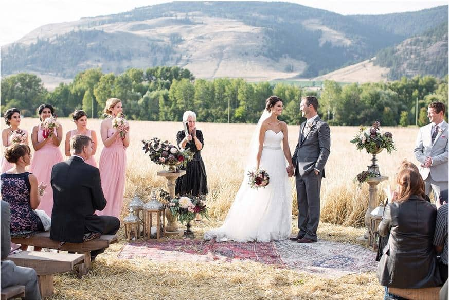 Silver Sage Stables wedding, White Willow Photogaphy